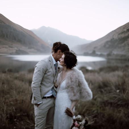 Queenstown wedding of Jason and Leona