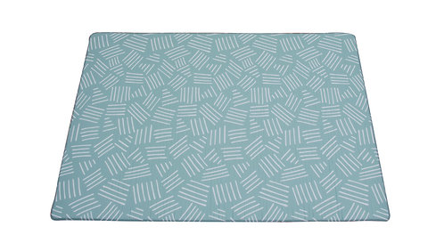 Small - CUSHY PLAY MAT - Neo Mint