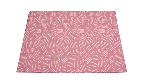 Klein - CUSHY PLAY MAT - Milkshake Pink