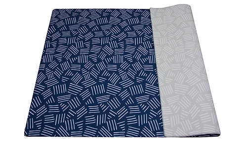 Large - CUSHY PLAY MAT - Space Blue