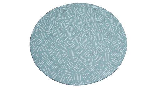 Round - CUSHY PLAY MAT - Neo Mint