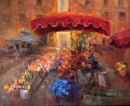 Provence Flower Market