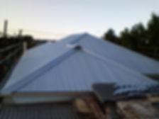 Roof restoration Brisbane completed.
