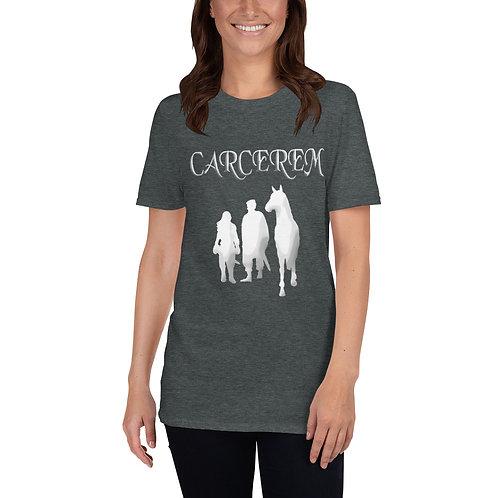 Unisex T-Shirt with the Carcerem Trio
