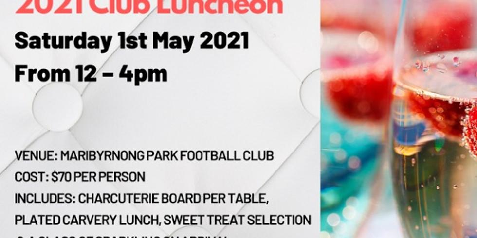 2021 Club Luncheon