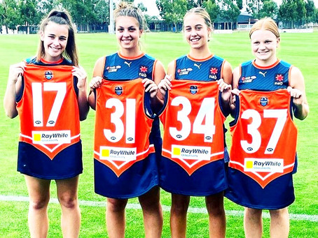 Marby Lionesses make Cannons & Jets squads