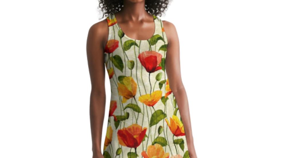Poppy Dress Razer Back Styler