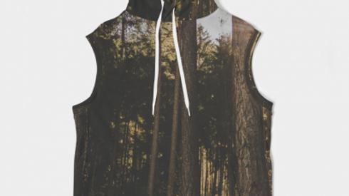 The Woodland Hoodie