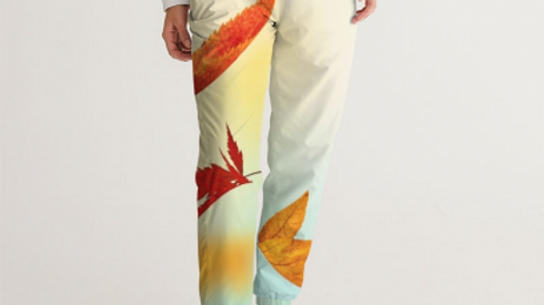The Fall Leaves Collection Pant
