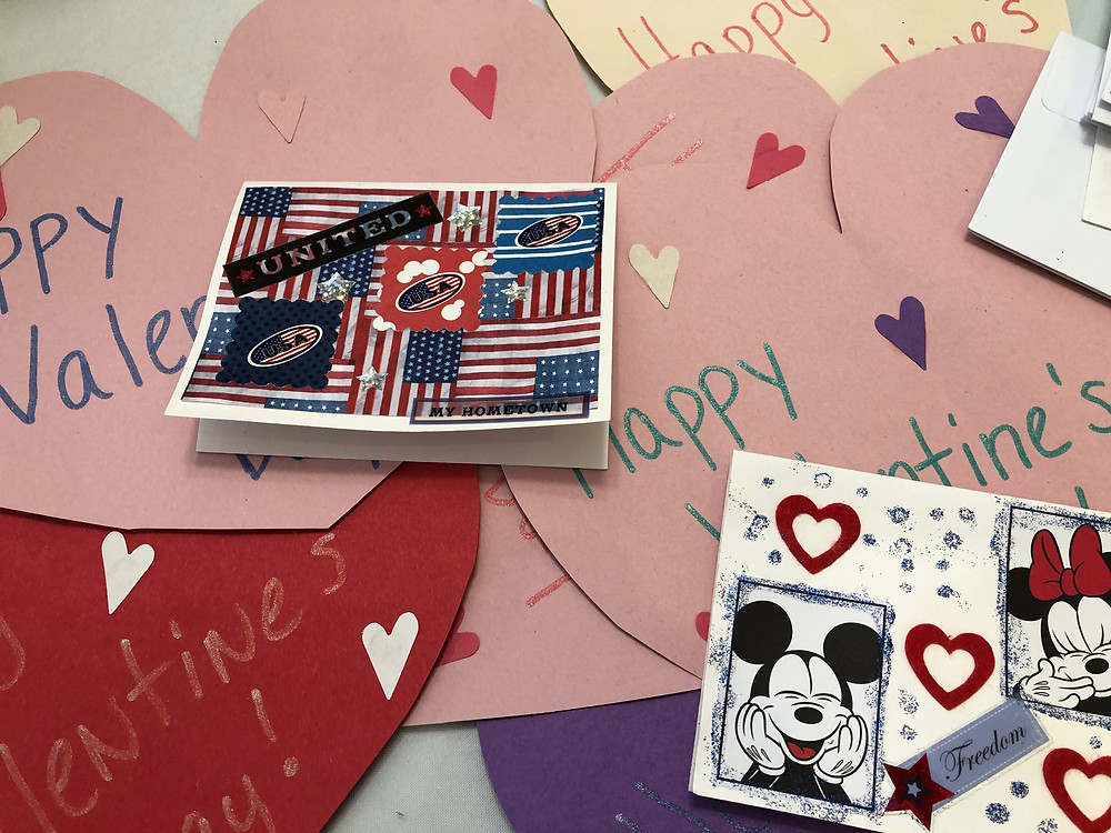 From Kids to Adults Valentines For Veterans 2021