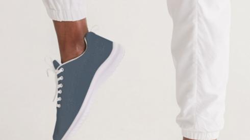 Slate Grey Sport Shoe