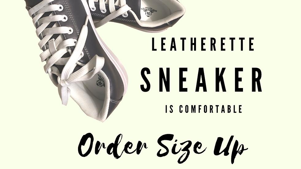 NEW Leatherette Sneaker UniSex