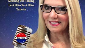 Be A Hero On Local Radio Oct. 21 @ 9:15 Am + New Dropbox Locations