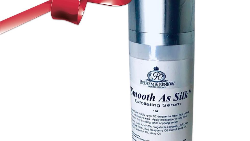 Smooth As Silk