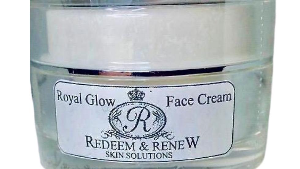 Royal Glow Face Cream 1 oz