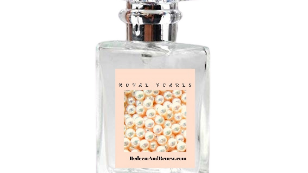 Royal Pearls Fragrance