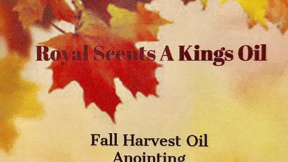 Fall Fragrant Oil