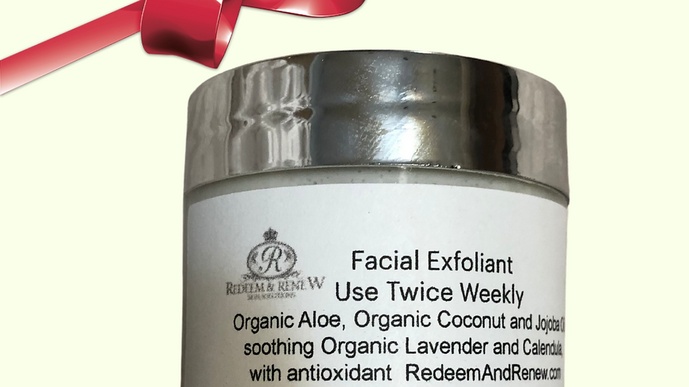 Facial Exfoliant Buff 1 oz INTRO PRICE