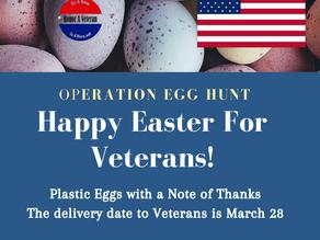 Operation Egg Hunt  Update