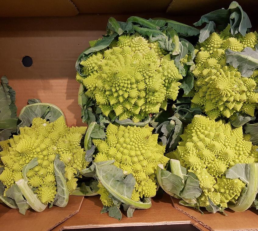 Strange veges