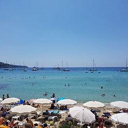 Cala Tarida__#sailingabsea #sailing #bea