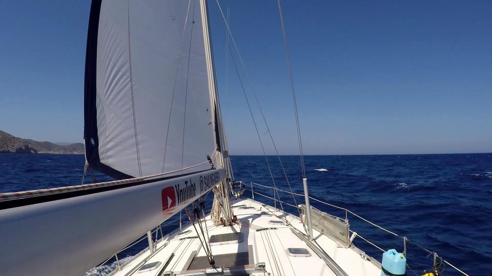 Sailing A B Sea