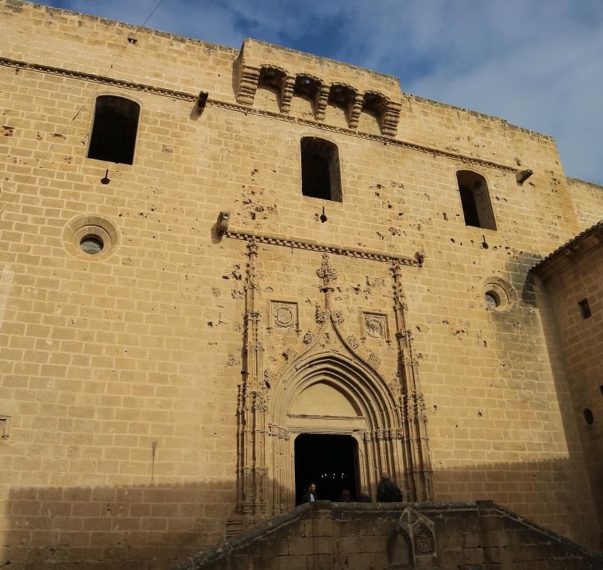 Javea fortress-church