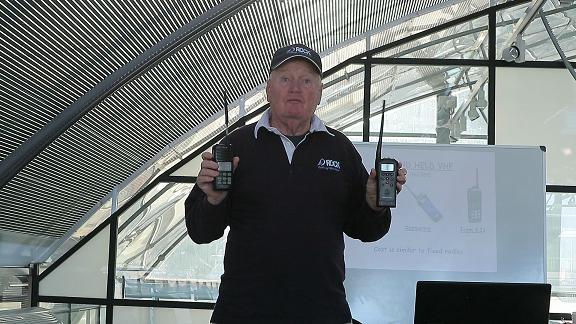 RYA VHF Radio Handling course