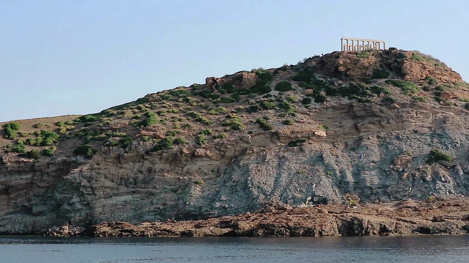 temple to Posiedon at Sounion