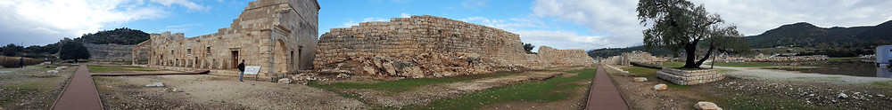 Panorama of some of Patara