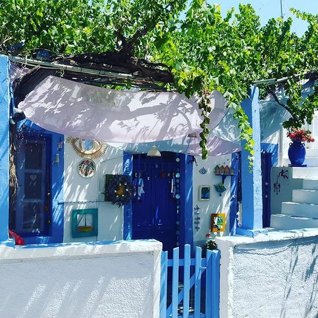 Isn't this pretty_ It's in Lipsoí, Greec