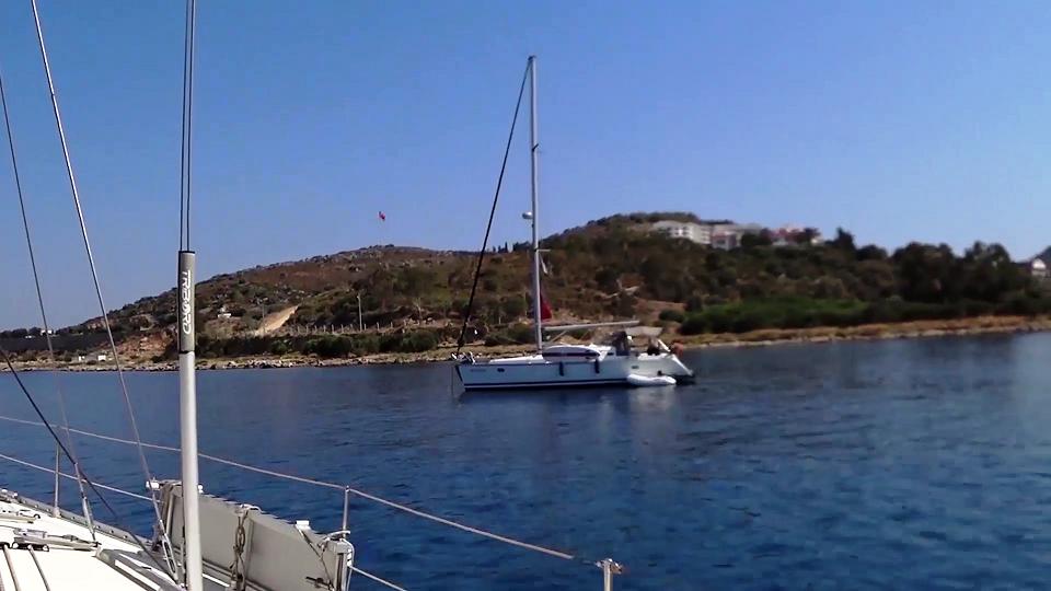 A yacht called Wanda