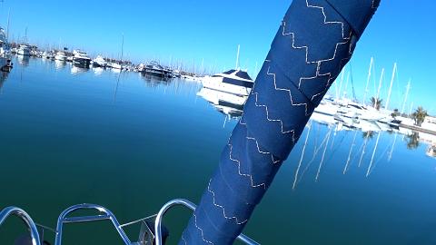 New sails