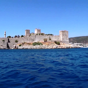 Barry's Blog #197 - Bodrum castle
