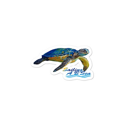 Bubble-free stickers Original Turtle