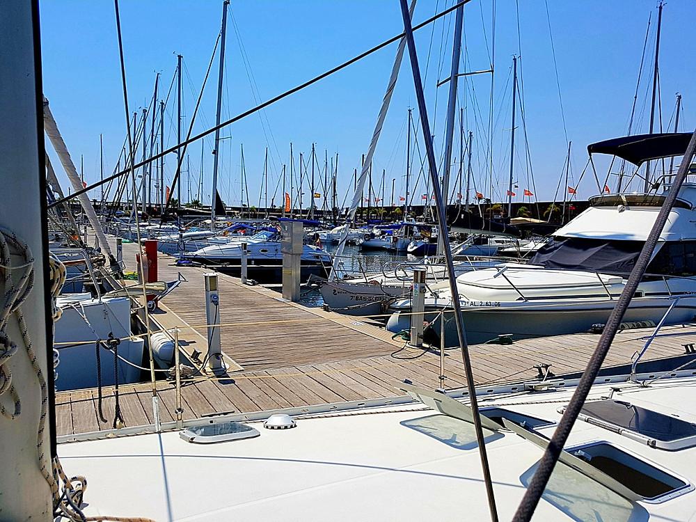 Puerto Marina de las Salinas