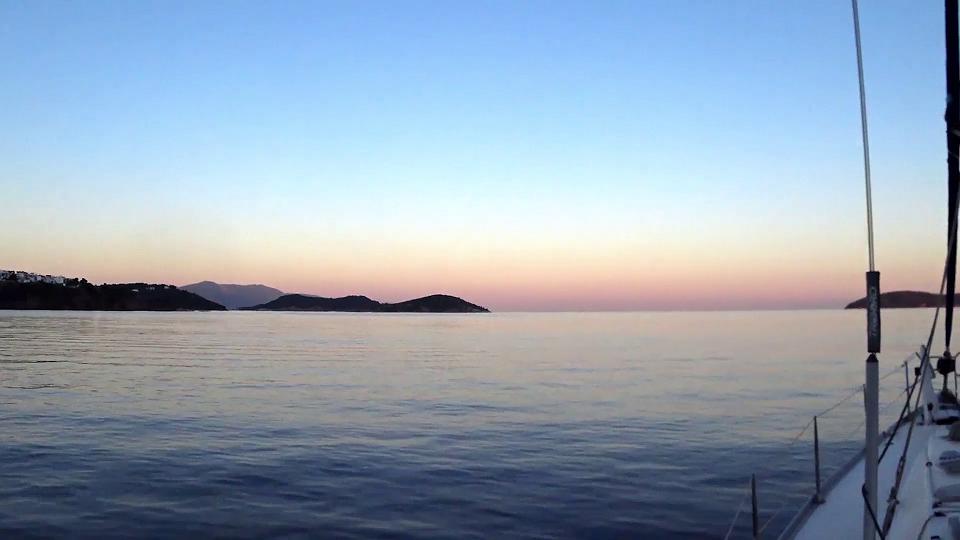 Sunset at Skiathos