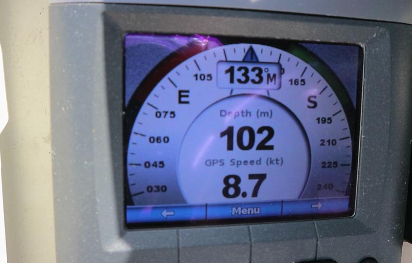 8.7 knots