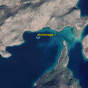 Barry's Blog #193 - Not an anchorage