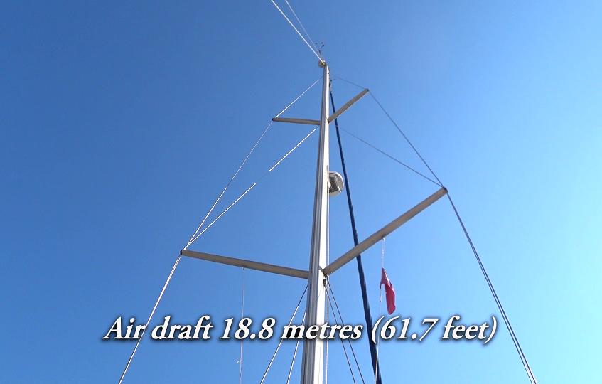 Up mast 3