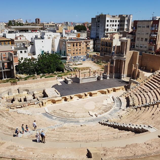 Roman Theatre 2