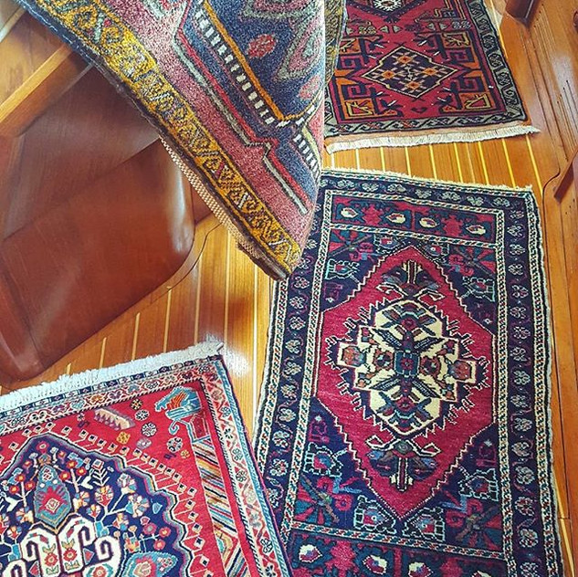 Look at these beauties_ three Turkish an