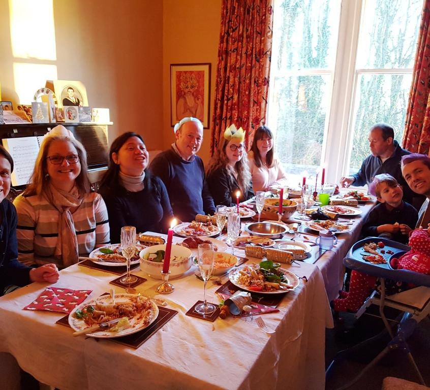Scottish Family Christmas 2017