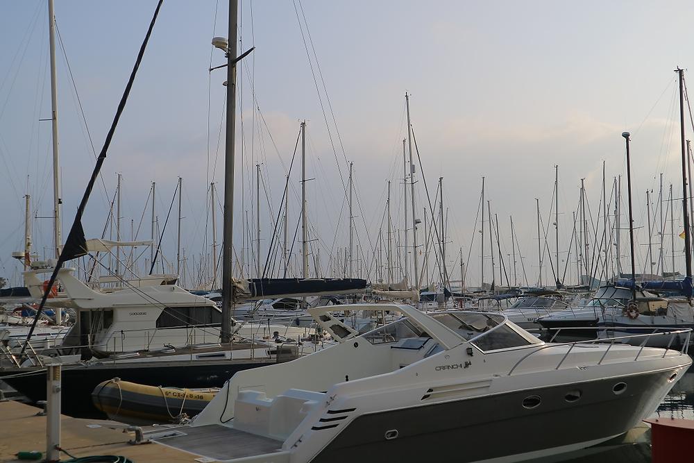Marina de las Salinas