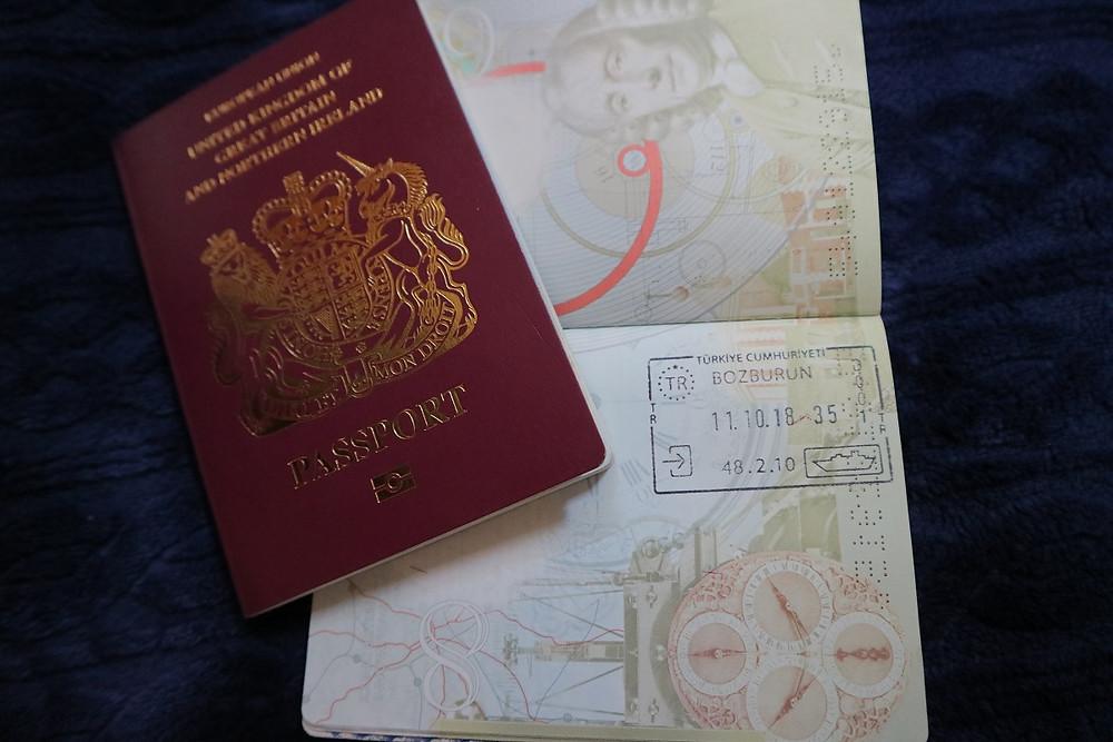 Turkish entry visa