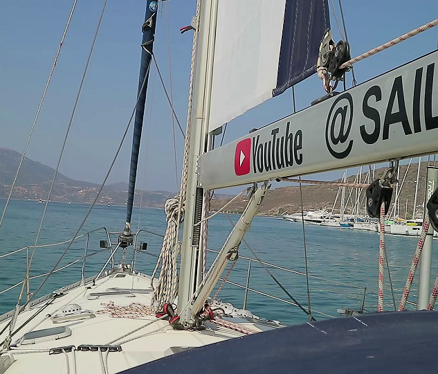 Unfurl the sail