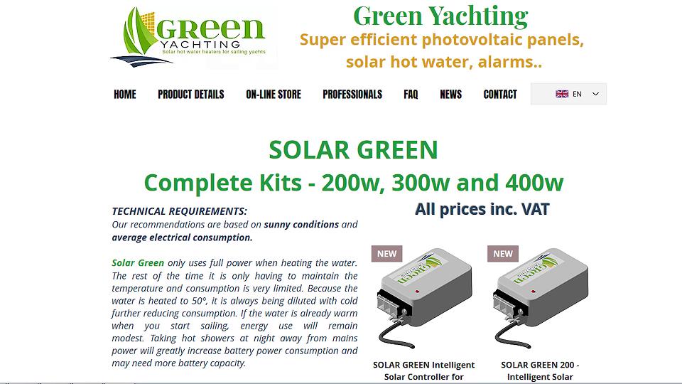 Solar Green Kits