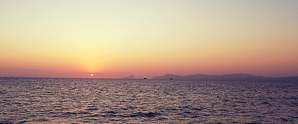 Ibiza from Formentera