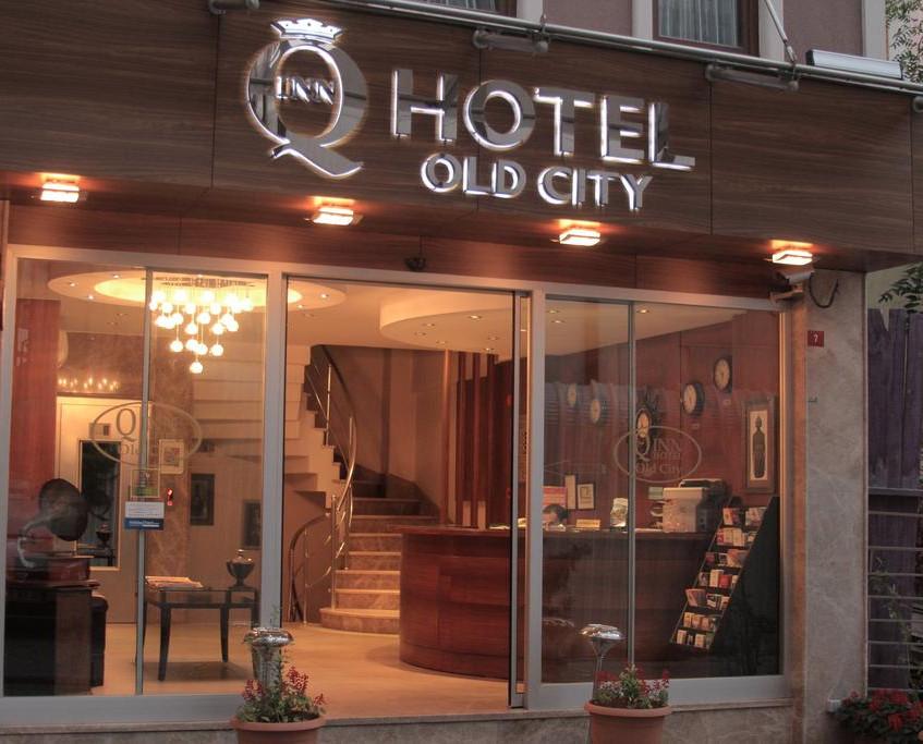 Q hotel nice