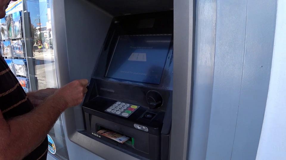 User friendly ATM